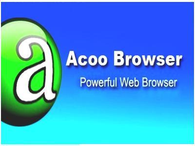Cписок все браузеры Acoo