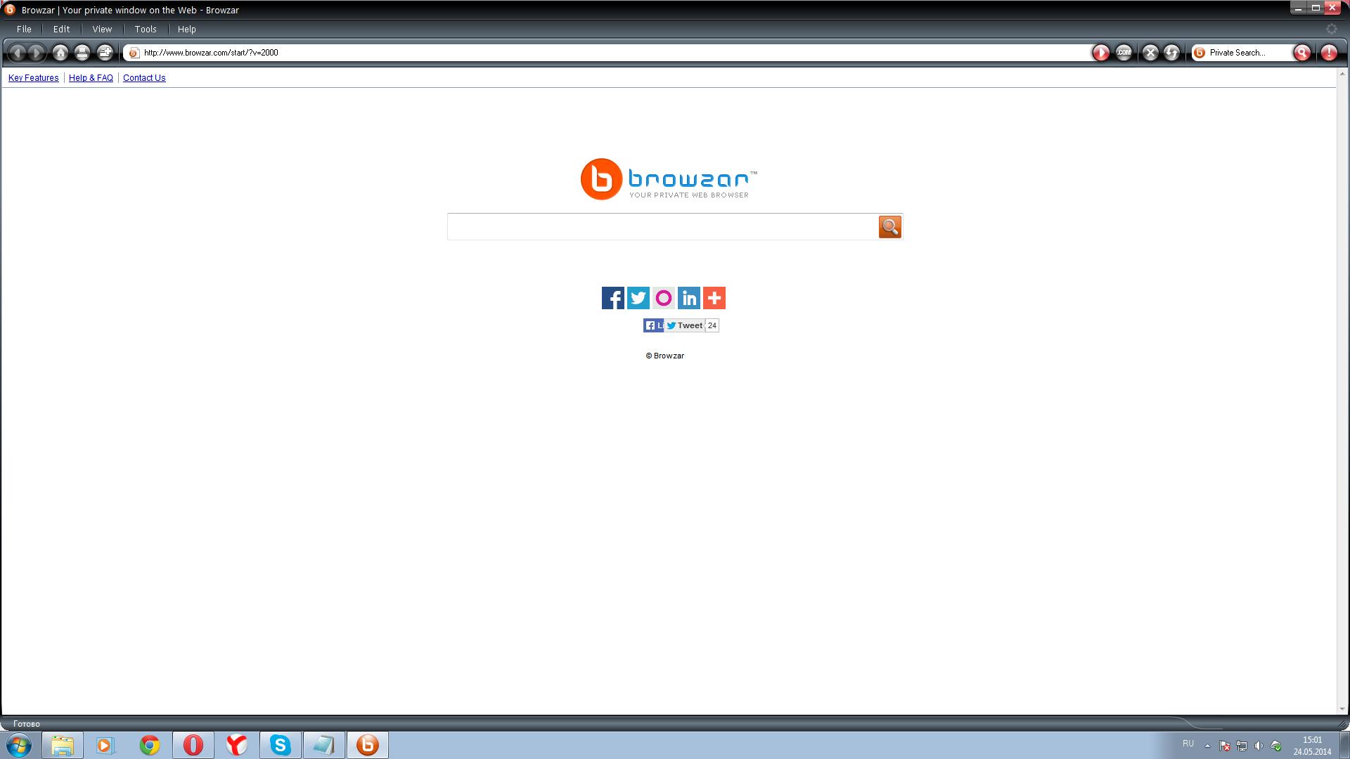 Список все браузеры Browzar