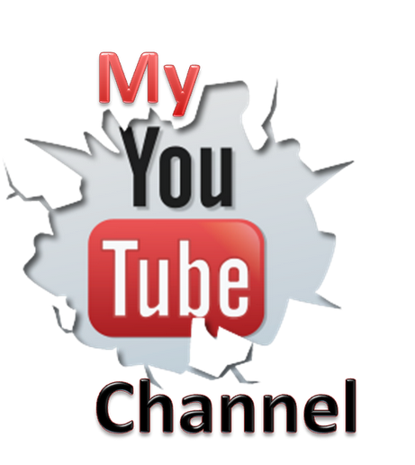 Логотип для канала на Ютуб