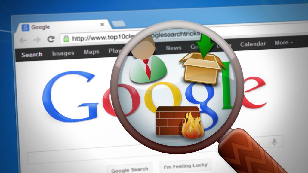 Искать в гугле нужно с умом!