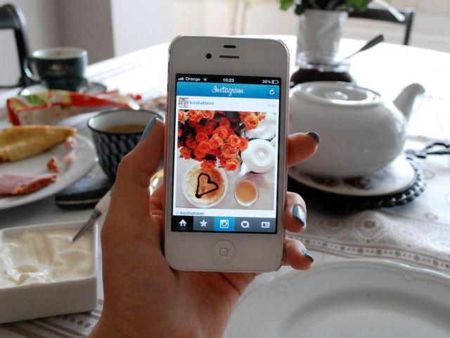 Загружаем фото с мобильного в Инстаграм