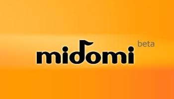 Логотип сайта Midomi