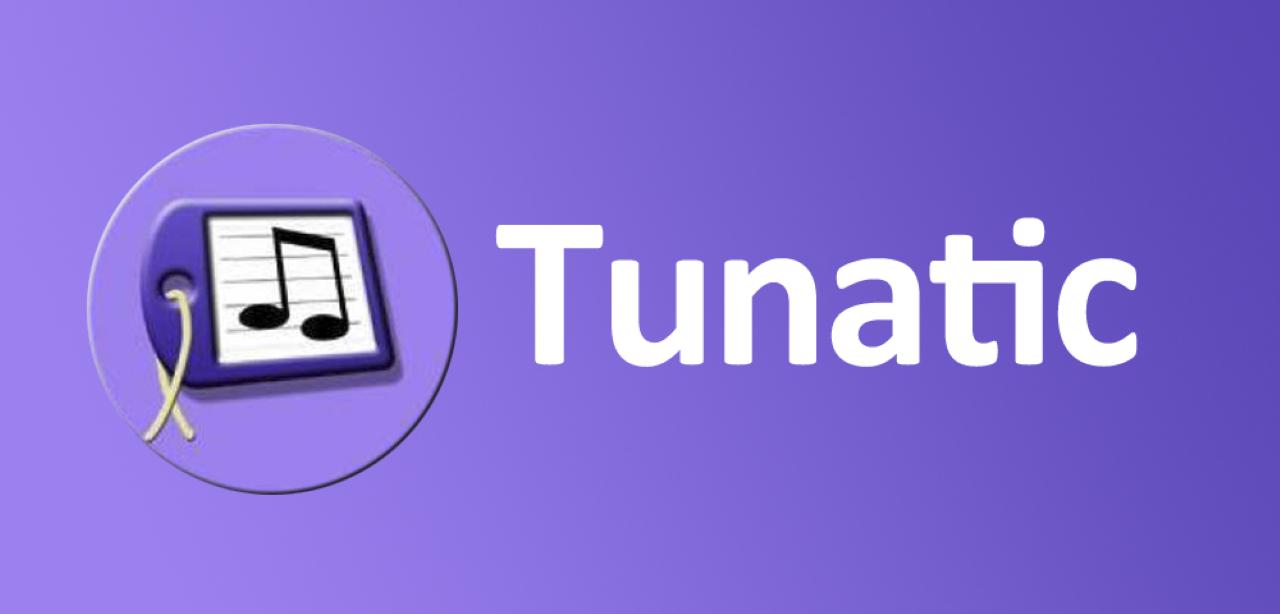 Внешний вид программы Tunatic