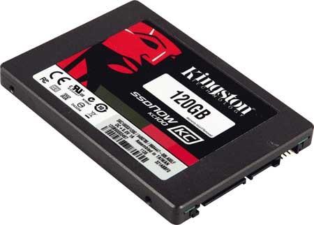 SSD-накопитель от компании Kingston