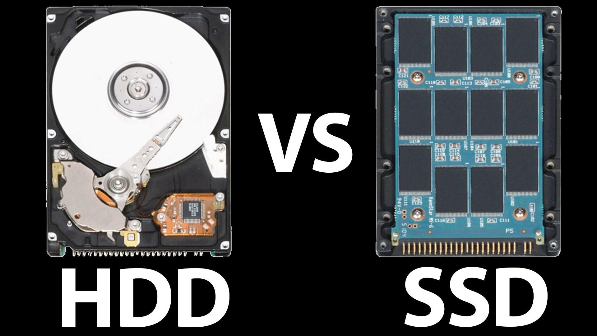 SSD против HDD: противостояние века