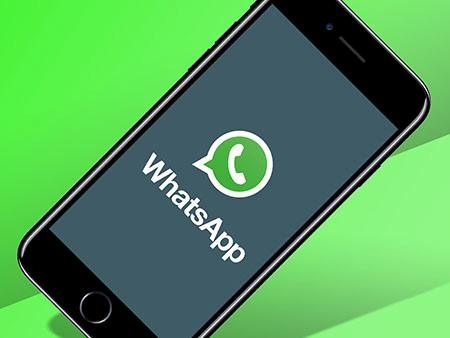 Эмблема WhatsApp